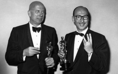 Sammy Cahn y Jimmy Van Heusen