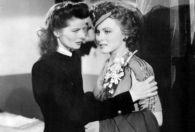 'Tres días de amor y fe', (1943)