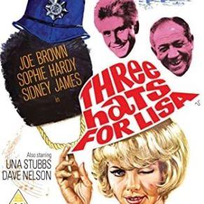 'Tres sombreros para Lisa', (1965)