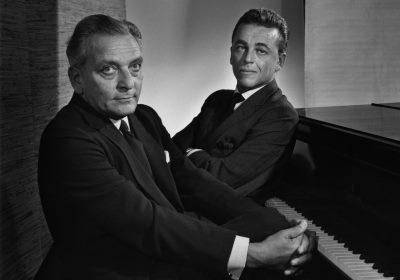 Alan Jay Lerner y Frederick Loewe