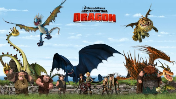 2010-How to train your dragon