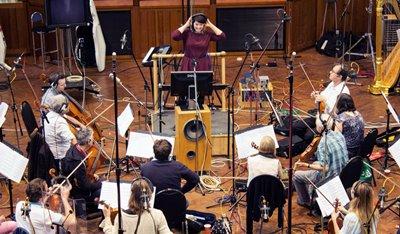 Departamento musical de una banda sonora