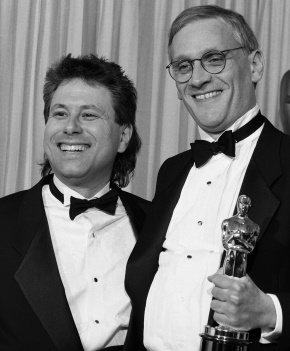 Howard Ashman y Alan Menken