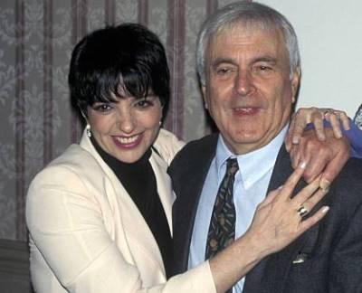 John Kander y Liza Minnelli