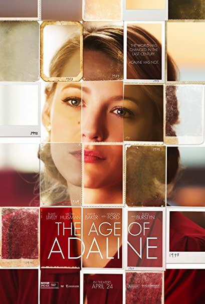 La edad de Adeline
