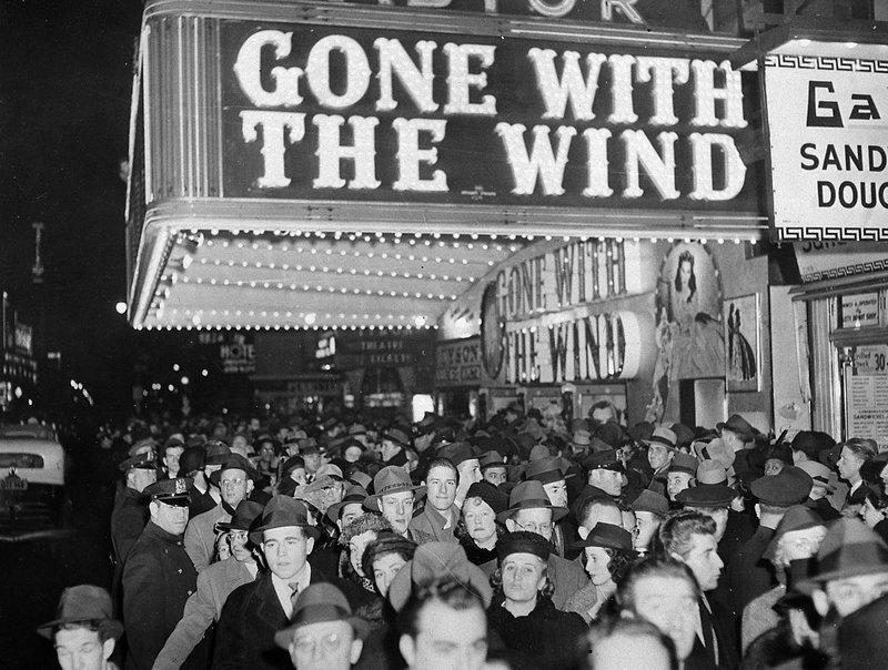 Lo que el viento se llevo (1939)