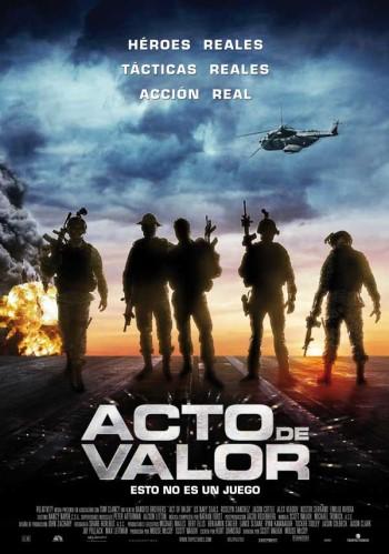 Acto de valor (2012)