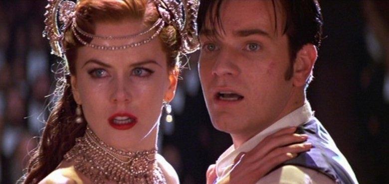 Ewan Mcgregor y Nicole Kidman