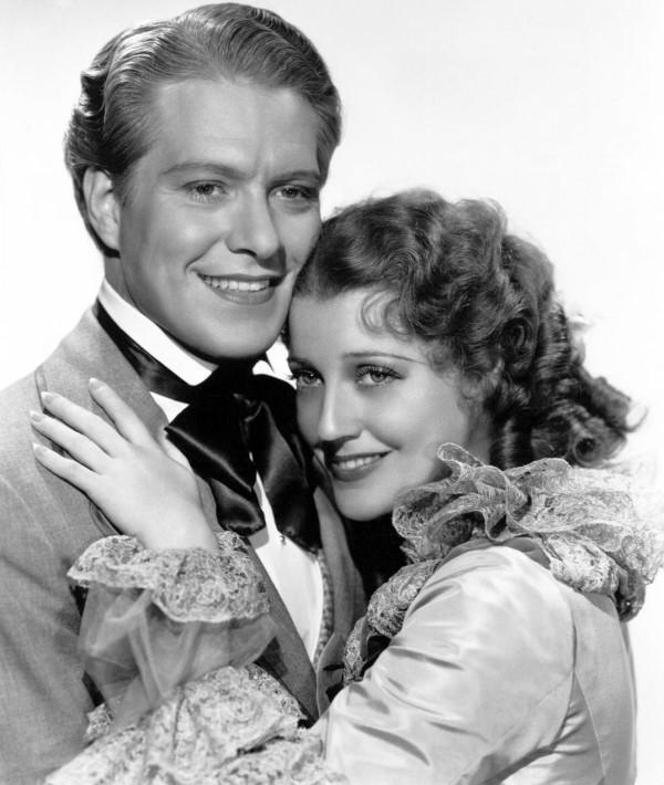 Nelson Eddy y Jeanette MacDonald