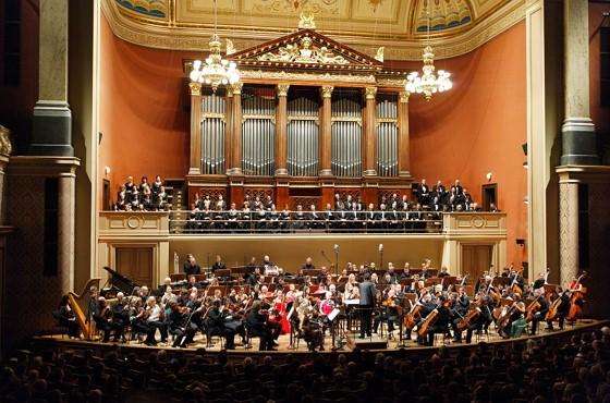 Orquesta de Praga