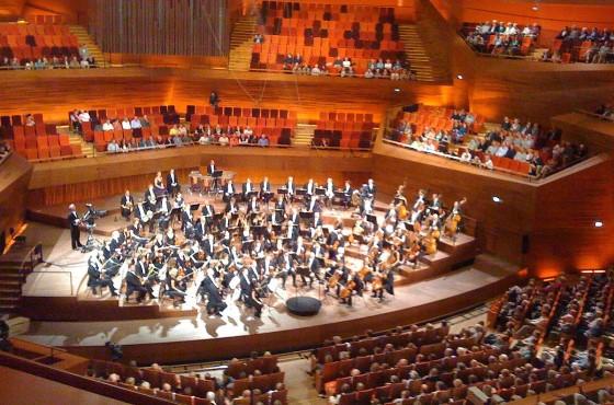 Orquesta filarmonica danesa