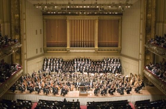 Orquesta filarmonica de Boston