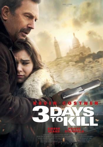 Tres días para matar (2014)