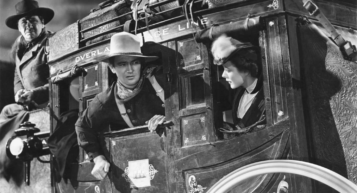 La diligencia 1939