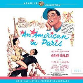 Un americano en Paris (1951)