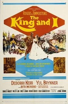 El rey y yo (1956)