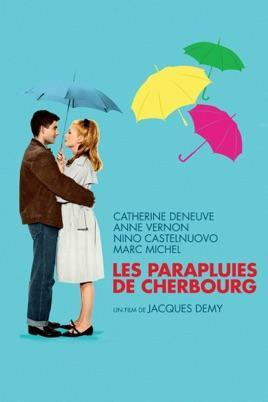 Los paraguas de Cherbourg (1964)