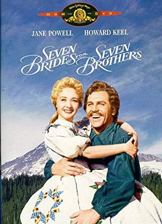 Siete novias para siete hermanos (1954)