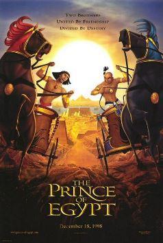 El principe de Egipto (1998)
