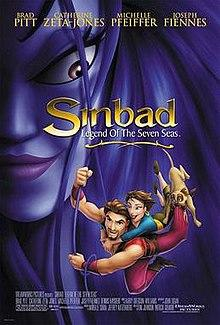 Simbad La leyenda de los siete mares (2003)