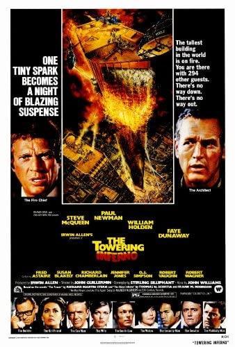 El coloso en llamas (1974)