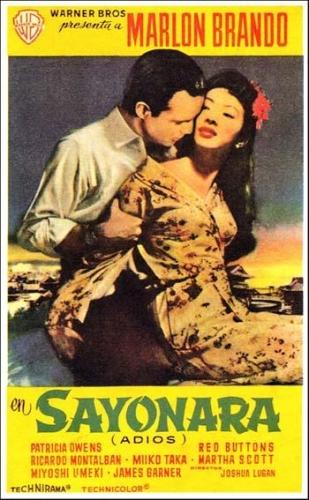 Sayonara (1957)