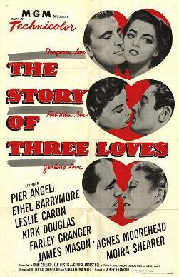 Tres amores (1953)